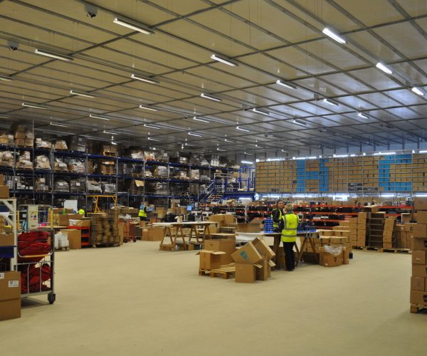 Fulfilment warehouse